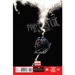 FANTASTIC FOUR (2012) #7 VF - VF+ MARVEL NOW!