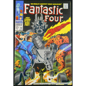 FANTASTIC FOUR #80 FN/VF