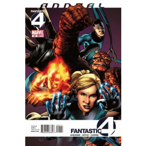FANTASTIC FOUR ANNUAL #32 VF/NM
