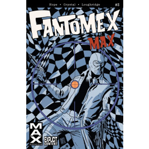 FANTOMEX (2013) #3 VF/NM MARVEL MAX X-MEN