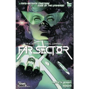 Far Sector (2019) #1 VF/NM Cover Set Campbell Martinbrough McKelvie Lantern