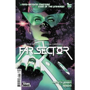 Far Sector (2019) #1 VF/NM Jamal Campbell