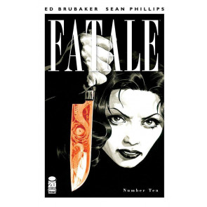 FATALE #10 NM BRUBAKER PHILLIPS IMAGE