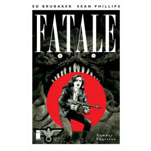 FATALE #14 NM BRUBAKER PHILLIPS IMAGE