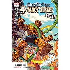 Fantastic Four: 4 Yancy Street (2019) #1 VF/NM Greg Smallwood Cover