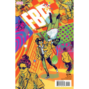 FBP: FEDERAL BUREAU OF PHYSICS #10 VF+ - VF/NM VERTIGO
