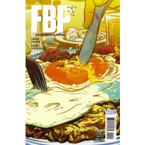 FBP: FEDERAL BUREAU OF PHYSICS #11 VF+ - VF/NM VERTIGO