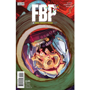 FBP: FEDERAL BUREAU OF PHYSICS #20 VF+ VERTIGO