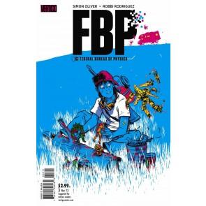 FBP: FEDERAL BUREAU OF PHYSICS #3 VF+ - VF/NM VERTIGO