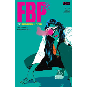 FBP: FEDERAL BUREAU OF PHYSICS #6 VF VERTIGO