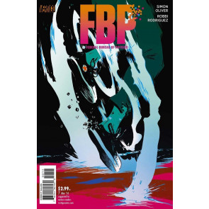 FBP: FEDERAL BUREAU OF PHYSICS #7 VF+ - VF/NM VERTIGO