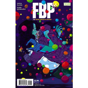 FBP: FEDERAL BUREAU OF PHYSICS #9 VF+ - VF/NM VERTIGO