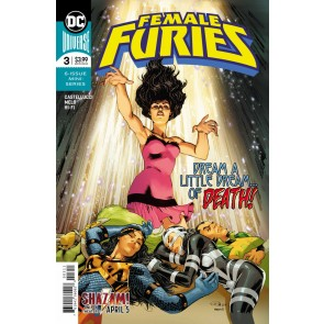 Female Furies (2019) #3 of 6 VF/NM (9.0) or better DC Universe