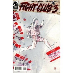 Fight Club 3 (2019) #1 VF/NM David Mack Cover Dark Horse Comics