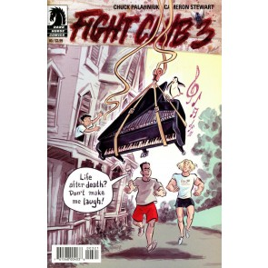 Fight Club 3 (2019) #3 VF/NM Colleen Coover Cover Dark Horse Comics