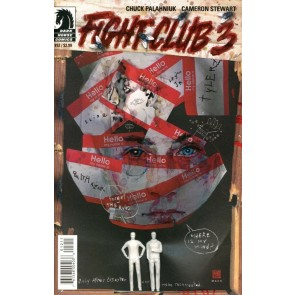 Fight Club 3 (2019) #12 VF/NM David Mack Cover Dark Horse Comics
