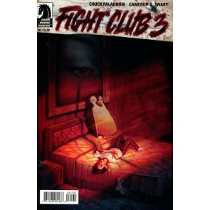 Fight Club 3 (2019) #1 VF/NM Kirbi Fagan Cover Dark Horse Comics