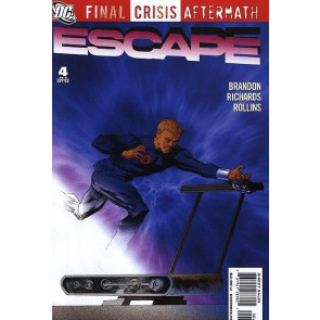 FINAL CRISIS AFTERMATH ESCAPE #4 OF 6 NM DC COMICS