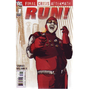 FINAL CRISIS AFTERMATH RUN #1 NM