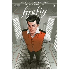 Firefly (2018) #8 VF/NM Joe Quinones Cover Boom! Studios