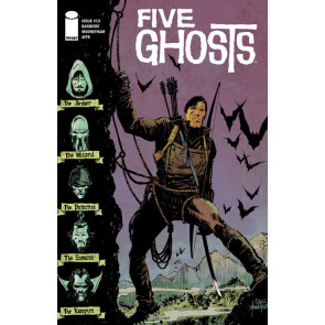Five Ghosts (2013) #13 VF/NM Image Comics