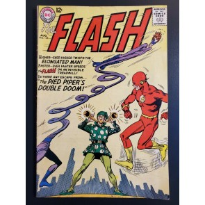 Flash #138 (1963) F- (5.5) First App Dexter Myles Classic Cover  