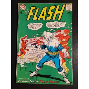 "FLASH #150 (1965) VG- (3.5) ""CAPTAIN COLD'S POLAR PERILS!""|"