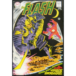 FLASH #180 VF+