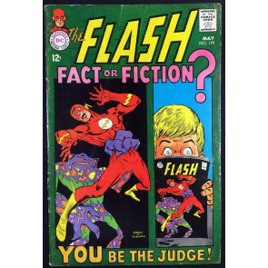 Flash (1959) #179 VG+ (4.5)
