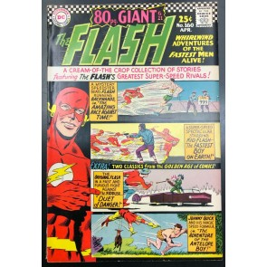 Flash (1959) #160 FN (6.5) 80 page giant