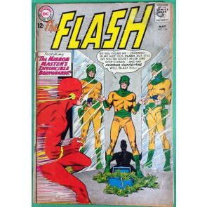 FLASH (1959) #136 GD (2.0) vs Mirror Master