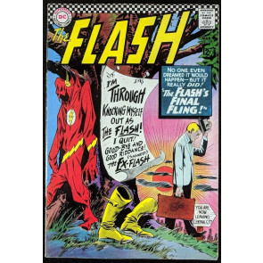 FLASH (1959) #159 FN (6.0) Dr. Mid-Nite cameo