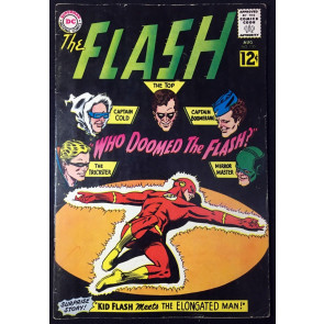 Flash (1959) #130 VG/FN (5.0) Rogues Gallery cover