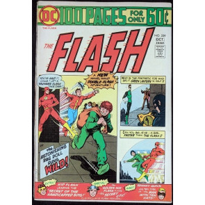 FLASH (1959) #229 FN/VF (7.0) 100 page giant
