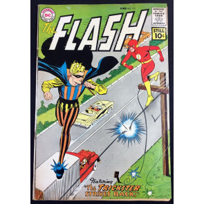 Flash (1959) #121 VG (4.0) 2nd app Trickster