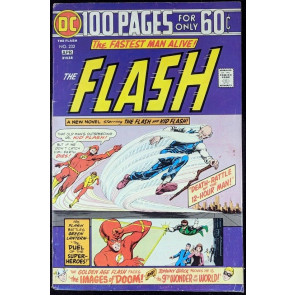 FLASH (1959) #232 FN (6.0) 100 page giant