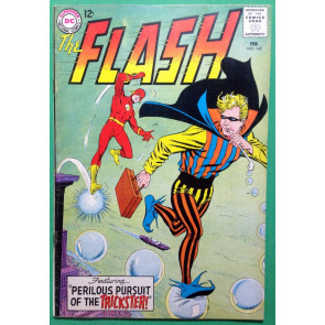 FLASH (1959) #142 FN- (5.5) vs Trickster