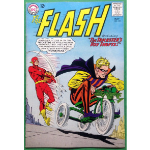 FLASH (1959) #152 FN- (5.5)  vs Trickster