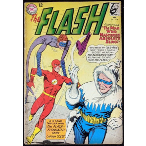 FLASH (1959) #134 VG+ (4.5) Elongated Man & Captain Cold cover