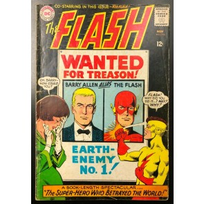 Flash (1959) #156 GD (2.0) Kid Flash