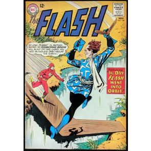 FLASH (1959) #148 FN+ (6.5) vs Captain Boomerang