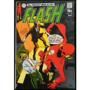 FLASH #197 FN/VF