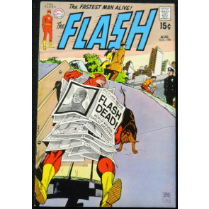 FLASH #199 FN/VF