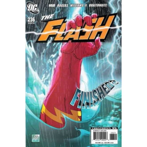 FLASH (1998) #236 VF+ - VF/NM