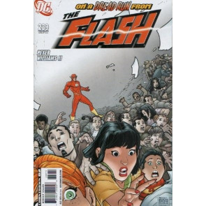 FLASH (1998) #239 VF+