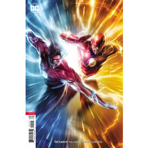 Flash (2016) #51 VF/NM (9.0) or better Mattina variant cover B