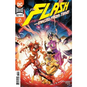 Flash (2016) #752 NM (9.4) Howard Porter & Hi-Fi Regular Cover A