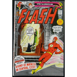 FLASH #208 FN/VF