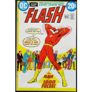 FLASH #218 FN/VF