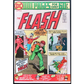 FLASH #229 VF+ 100 PAGES